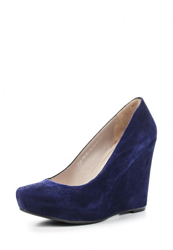 Туфли Calipso 724-19-ZC-16-VK-01 синие