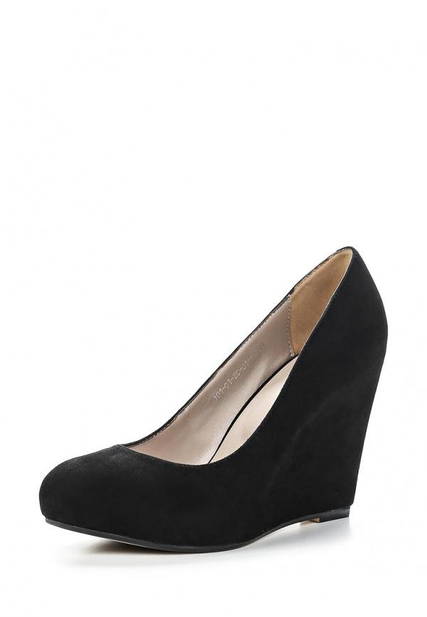 Туфли Calipso 101-01-ZC-01-VK чёрные