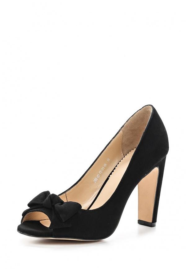 Туфли Calipso 282-02-FX-01-VK чёрные