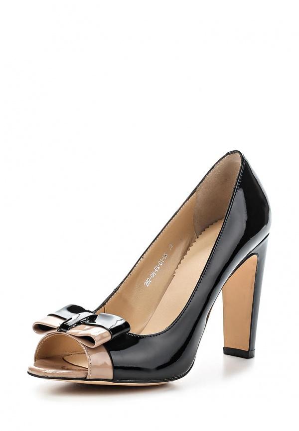 Туфли Calipso 282-08-FX-01-LK чёрные