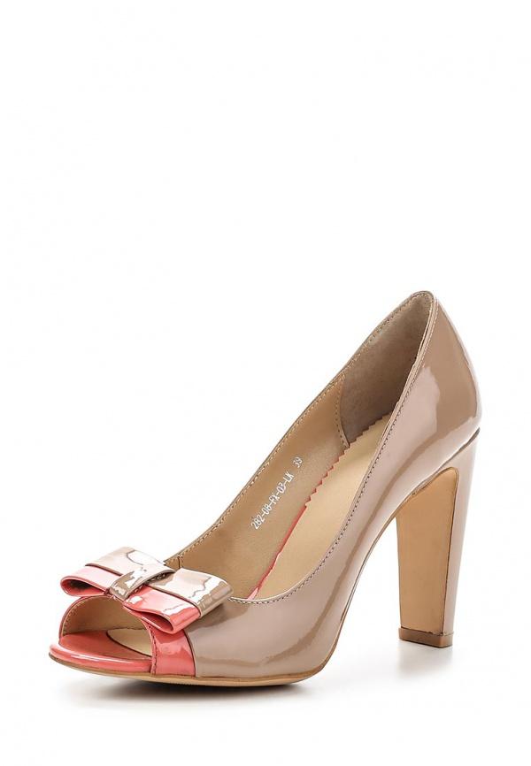 Туфли Calipso 282-08-FX-03-LK бежевые