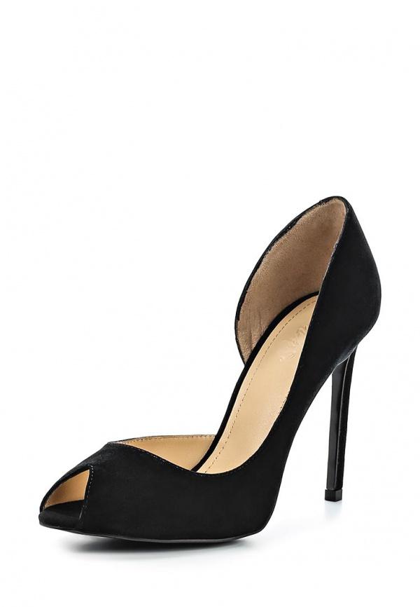 Туфли Calipso 609-03-F-01-VK чёрные