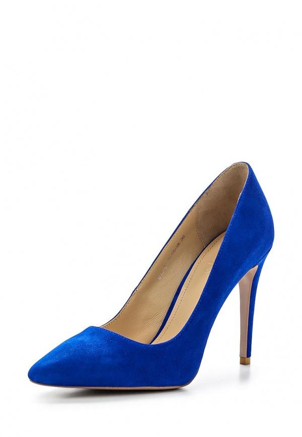 Туфли Calipso 613-01-F-16-VK синие