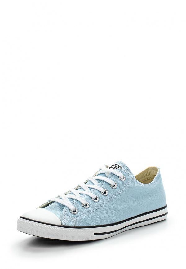 Кеды Converse 147045 голубые