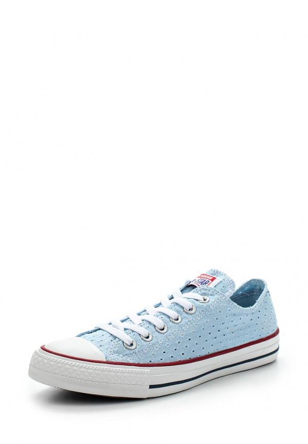 Кеды Converse 547294 голубые