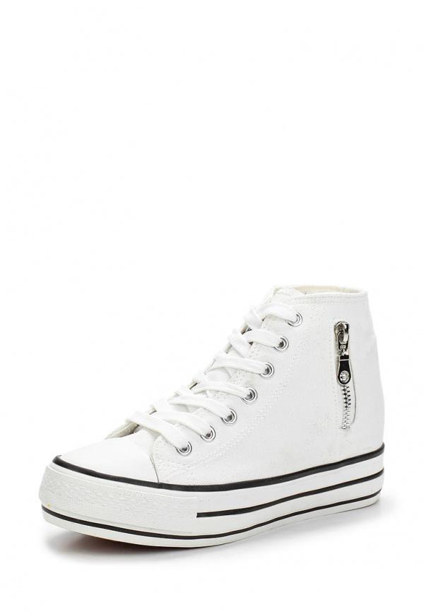 Кеды Dino Ricci Trend 248-01-02(T) белые
