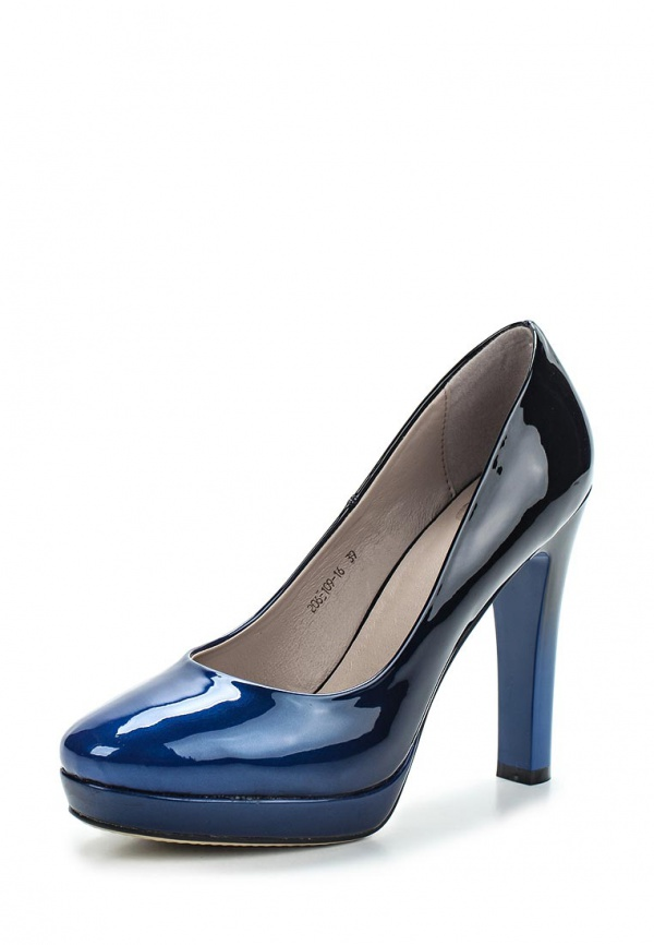 Туфли Dino Ricci Trend 206-109-16 синие