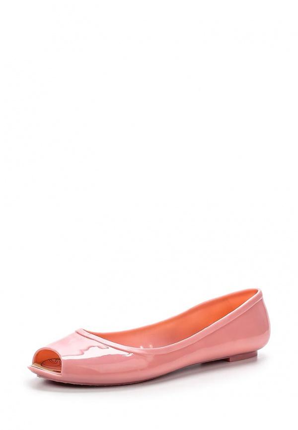 Балетки Doca 71889 розовые