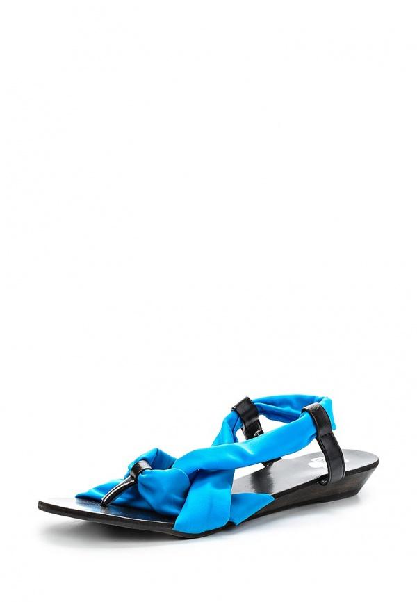 Сандалии Doca 71890 синие