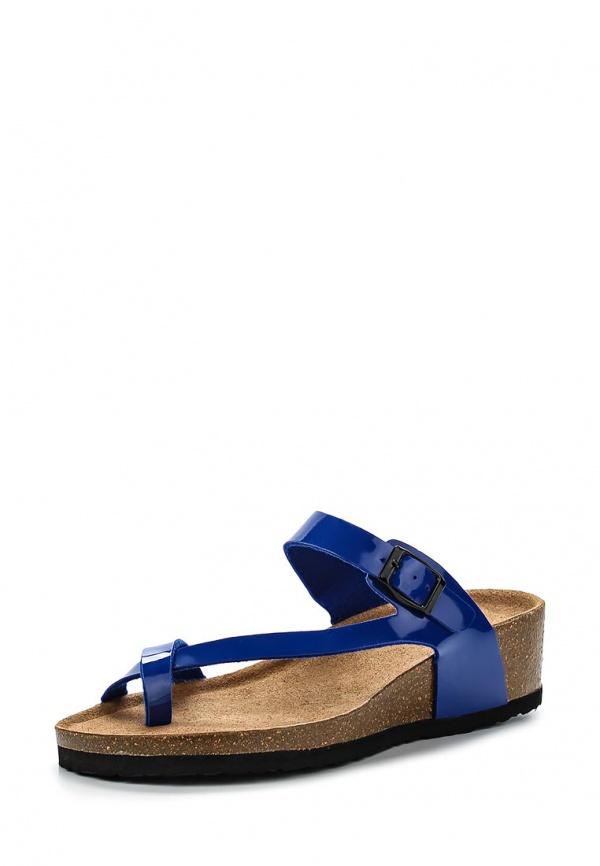 Сабо Ideal 1304 синие