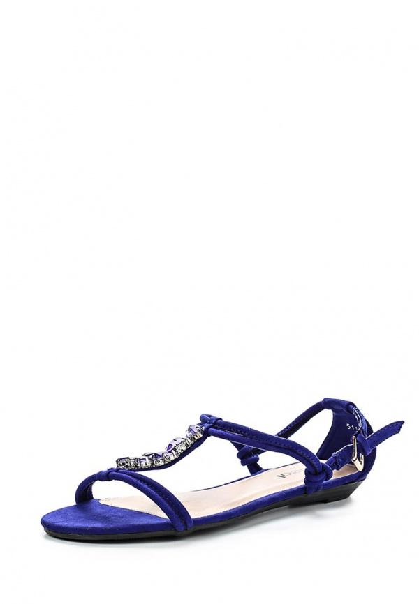 Сандалии Ideal 5117 синие