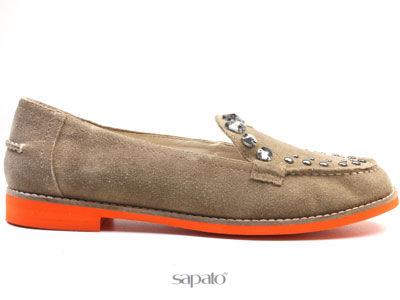 Туфли Strange GRC35 136 Z46 Туфли жен Strange коричневые