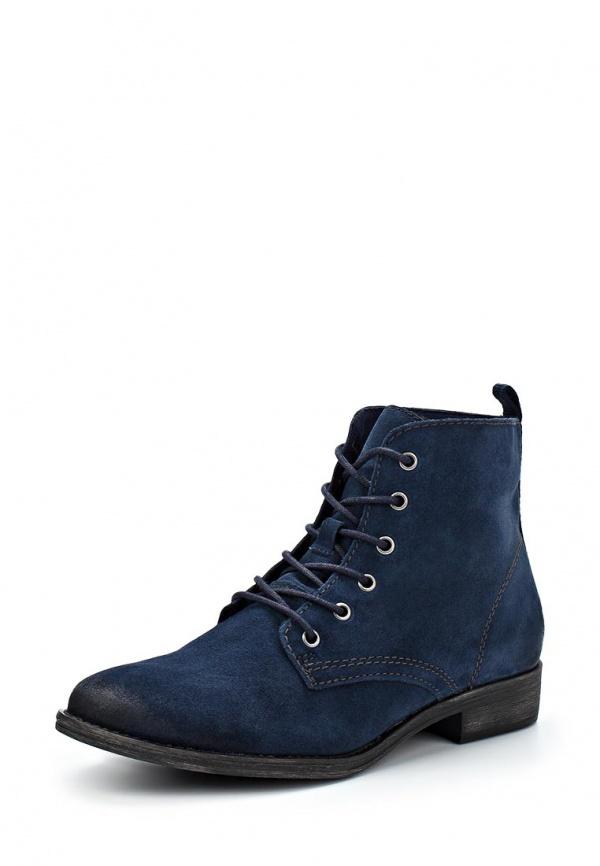 Ботинки Tamaris 1-1-25101-23-805/220 синие