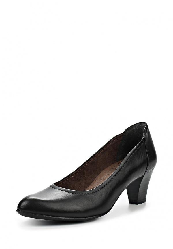 Туфли Tamaris 1-1-22408-23-001/201 чёрные