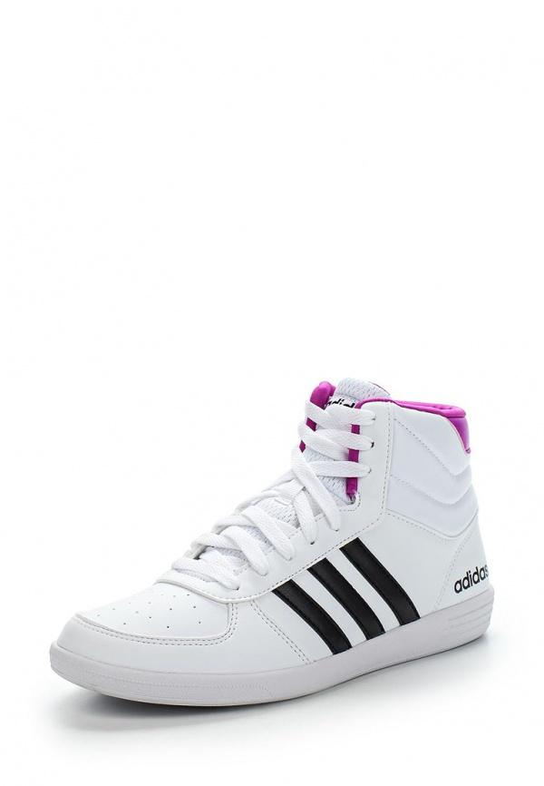 Кеды adidas Neo F97814 белые