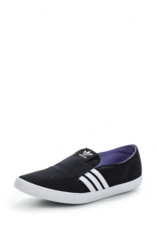 Кеды adidas Originals M19530 чёрные