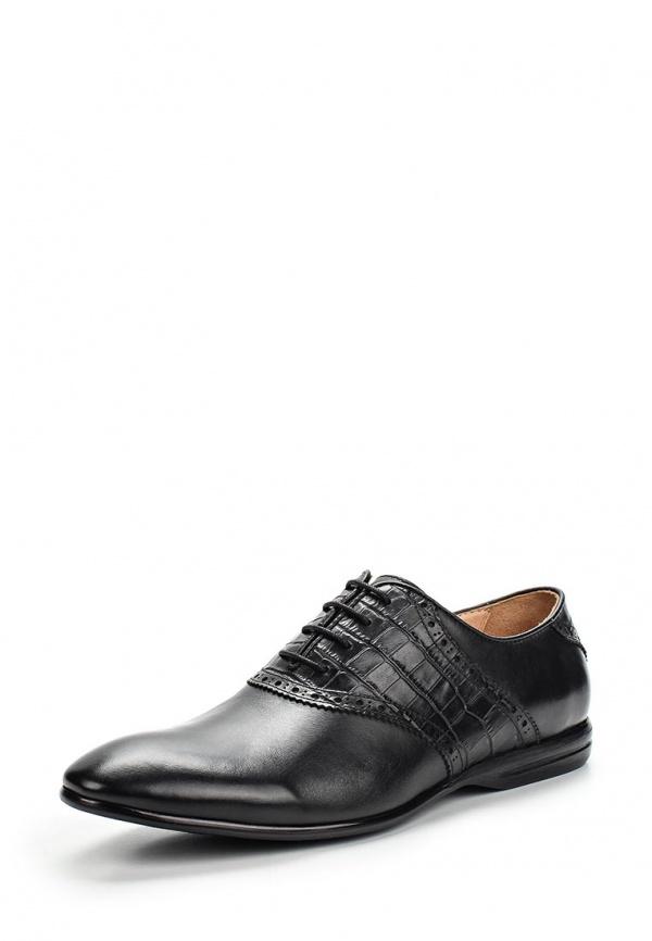 Туфли Mascotte 22-511901-0102 чёрные