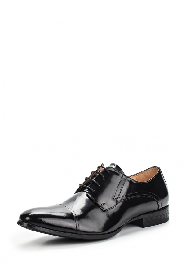 Туфли Mascotte 28-5151602-0702 чёрные