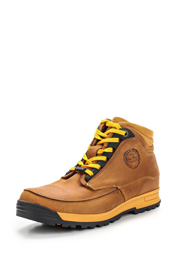 Ботинки Dino Ricci 728-74-03(M) коричневые