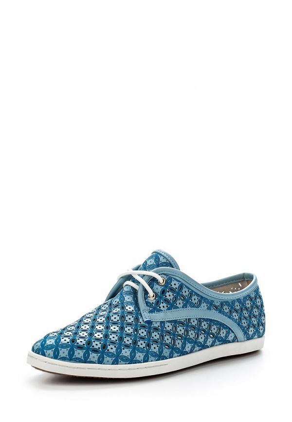 Ботинки Daze 15389S-2-2SK голубые
