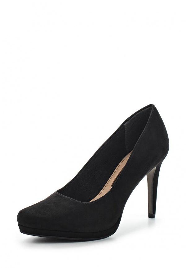 Туфли Tamaris 1-1-22446-34-001 чёрные