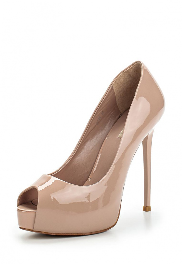 Туфли Vitacci 59944 бежевые