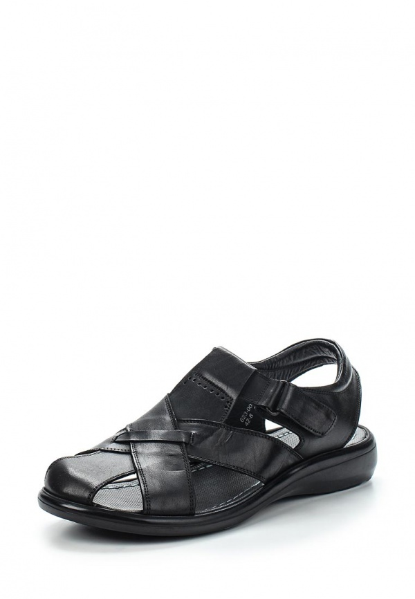 Сандалии Dodgio 623-0098H-3C чёрные