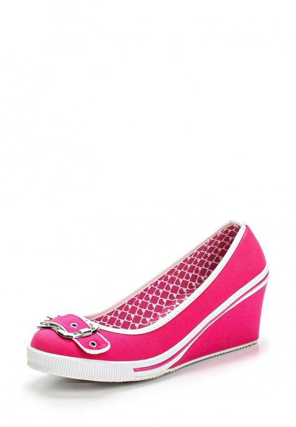 Туфли Doca 70386 розовые