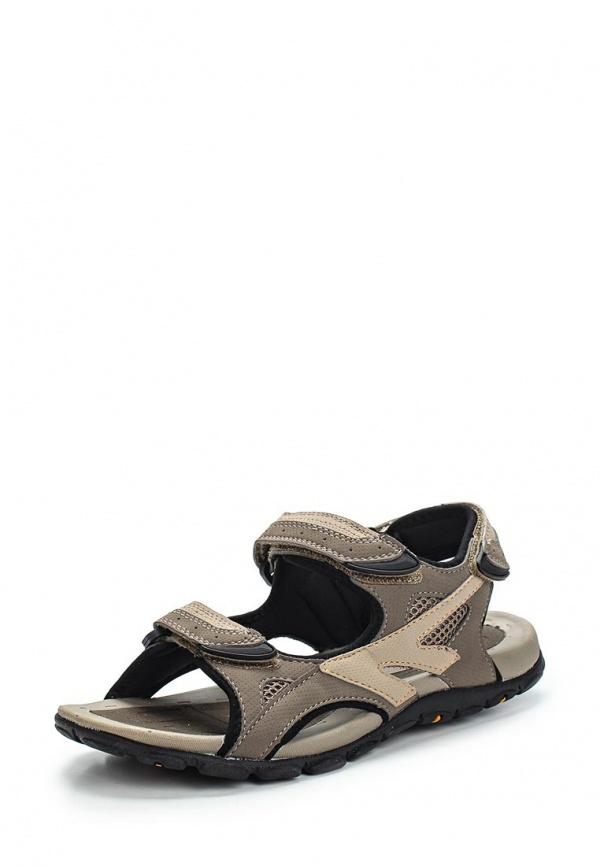 Сандалии Hi-Tec O004517 коричневые