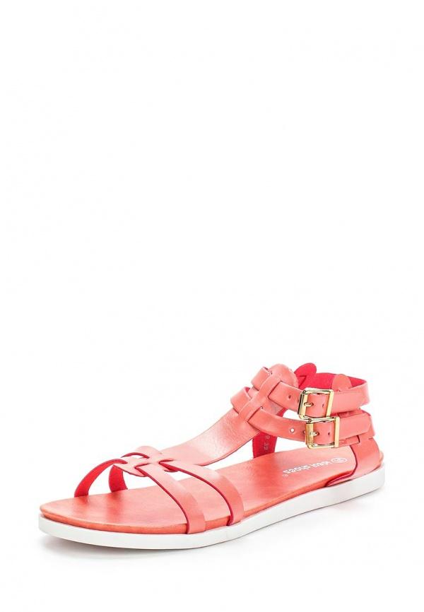Сандалии Ideal JT-2279 розовые