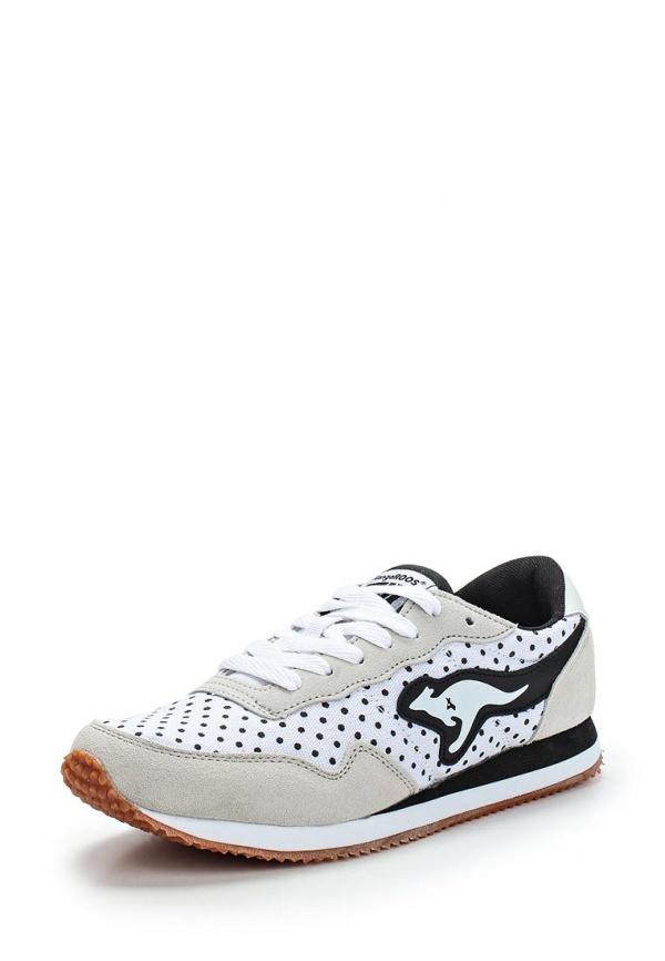 Кроссовки KangaROOS 43020 белые