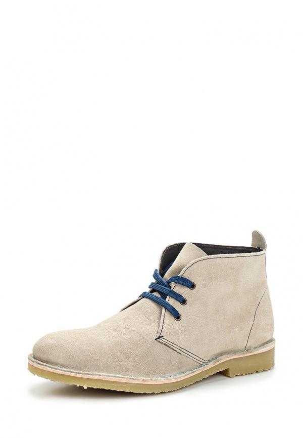 Ботинки Beppi 2142710 бежевые