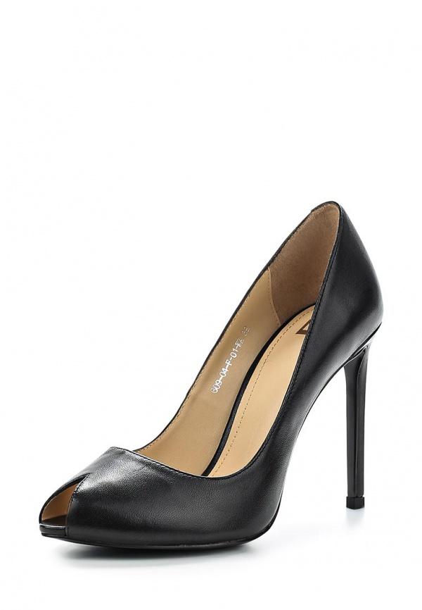 Туфли Calipso 609-04-F-01-KK чёрные