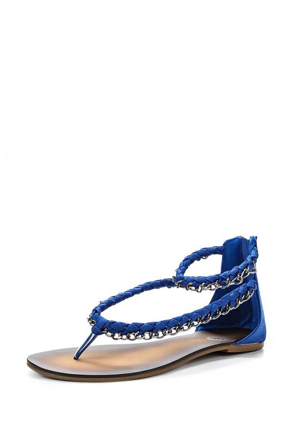 Сандалии Doca 71845 синие