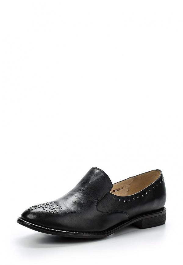 Ботинки Sinta 5575-13-A555BFYB-M чёрные