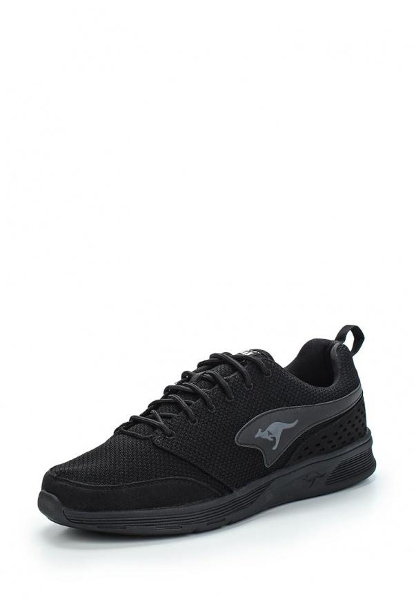 Кроссовки KangaROOS 47141 чёрные