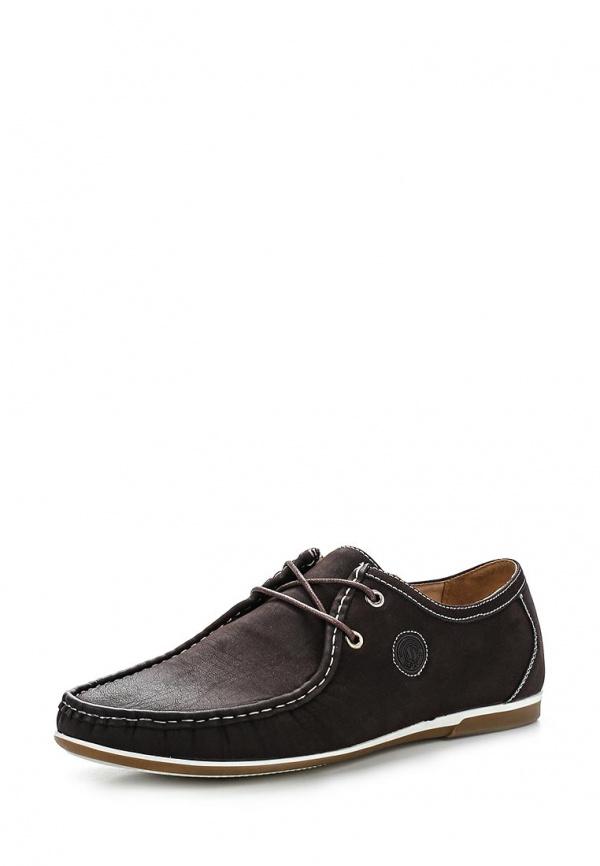 Туфли Instreet 73-27MV-058SK коричневые