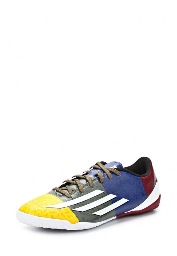 Бутсы зальные adidas Performance M21766 жёлтые