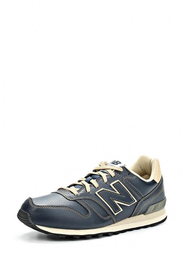 Кроссовки New Balance M368LNV/D синие