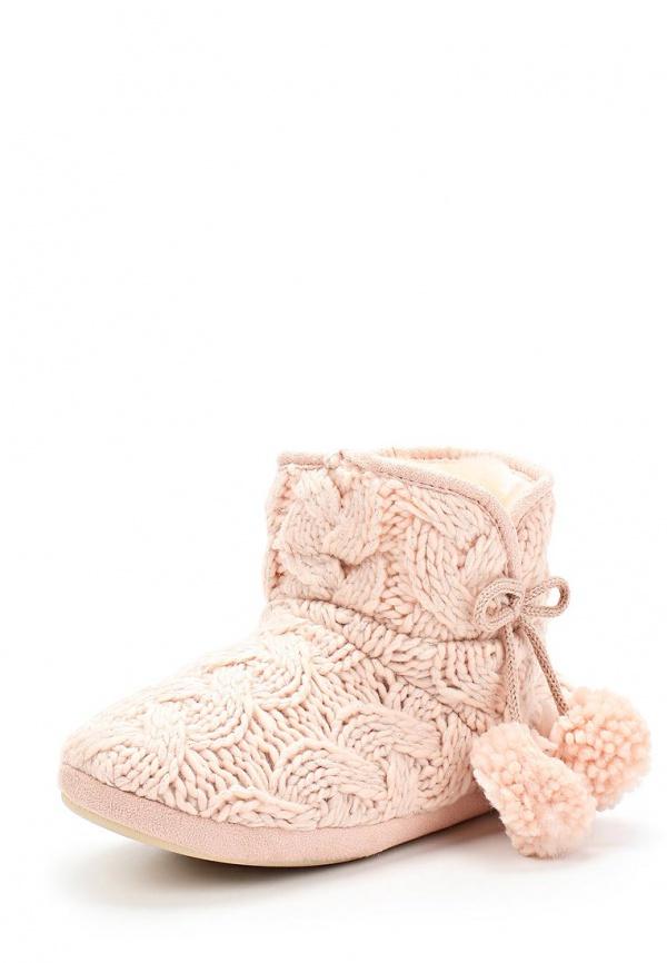 Тапочки Gioseppo HILADA розовые