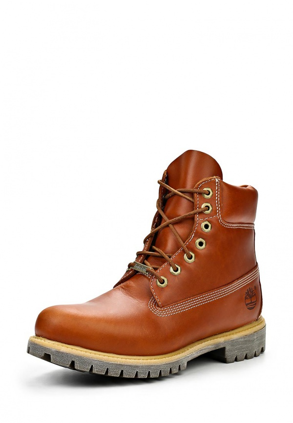 Ботинки Timberland TBL6558AW коричневые