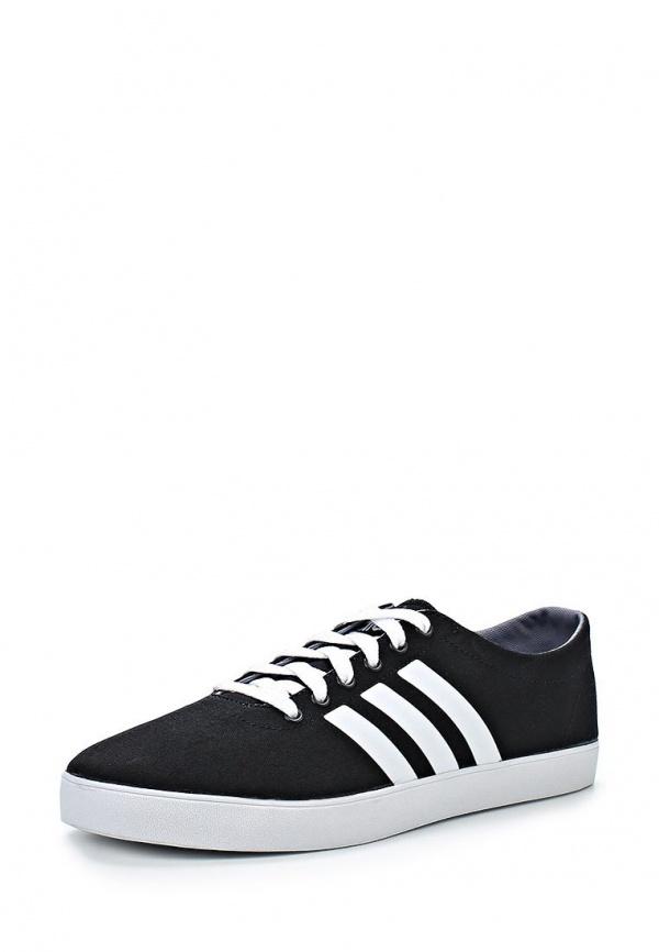 Кеды adidas Neo F97897 чёрные