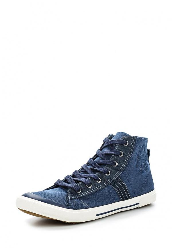 Кеды Ideal C-9388 синие