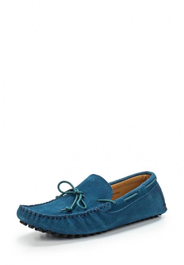 Мокасины Zalora ZA0115MSH0056B синие
