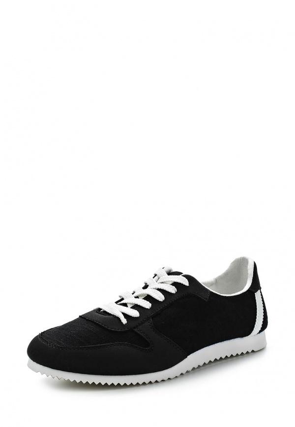 Кроссовки Ideal C-9386 чёрные