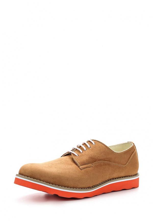 Ботинки McCrain SS15MCS179 коричневые