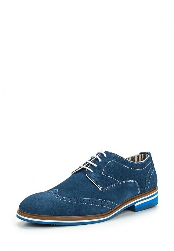 Туфли McCrain SS15MCS266 синие