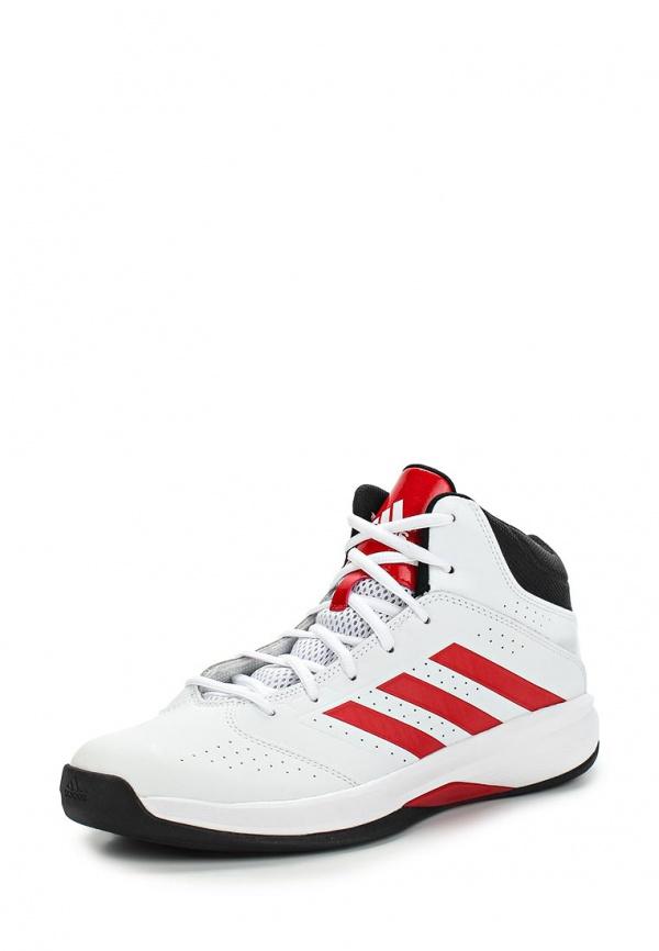 Кроссовки adidas Performance S84176 белые, красные