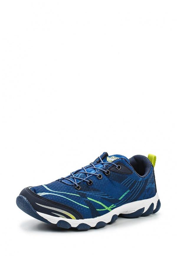 Кроссовки Ascot STR 00603-02 PHYTON синие