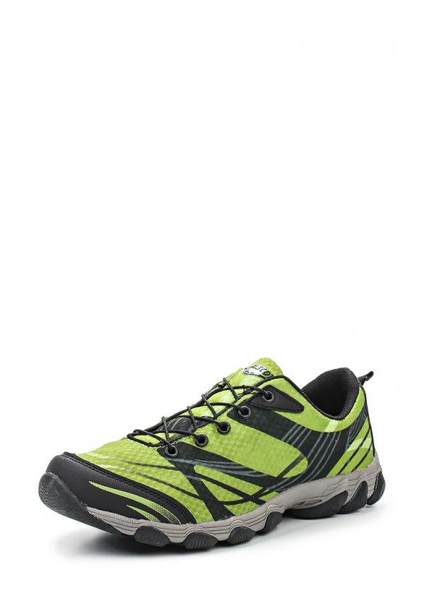 Кроссовки Ascot STR 00603-03 PHYTON зеленые
